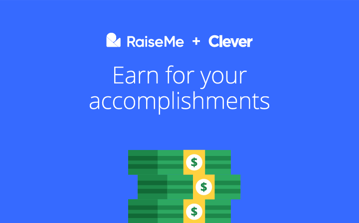 RaiseMe is now on Clever