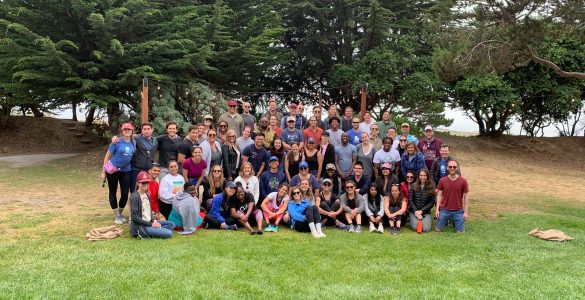 team offsite 2019 group photo