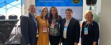 Panelists at RaiseMe's NACAC 2019 Education Session