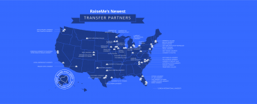 RaiseMe Transfer Partners