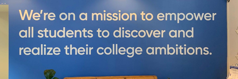 hero image mission wall HQ