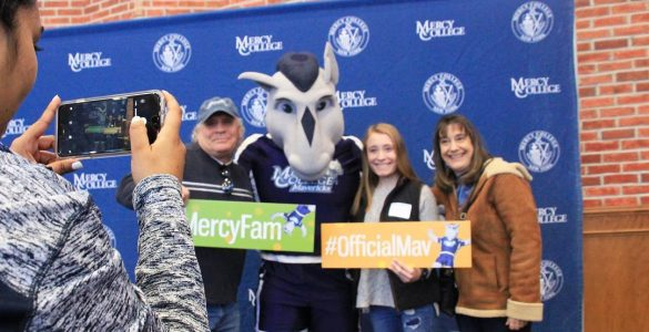 Mercy College admitted students